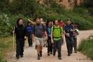 Grupo participantes en la ruta