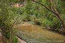 Río Bogarra en ruta senderismo de Bogarra Ayna