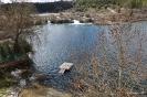 Lagunas de Ruidera llenas de agua