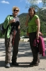 Participantes senderismo al Padastro